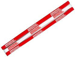 Arkansas Razorbacks Elastic Headbands
