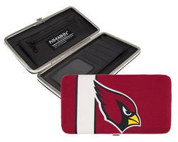 Arizona Cardinals Shell Mesh Wallet - Fanz of Sportz