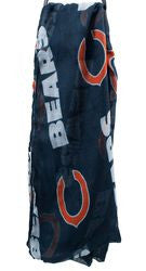 Chicago Bears Infinity Scarf - Fanz of Sportz
