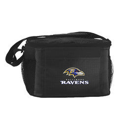 Baltimore Ravens Kolder Kooler Bag - 6pk - Fanz of Sportz