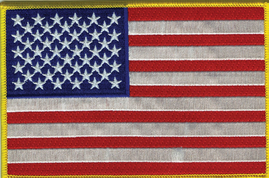 American Flag Large Patch