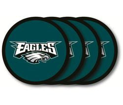 Philadelphia Eagles Coaster 4 Pack Set