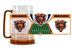 Chicago Bears Crystal Freezer Mug - Fanz of Sportz