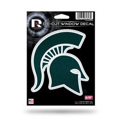 Michigan State Spartans Bling Die-Cut Decal