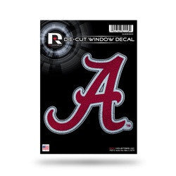 Alabama Crimson Tide Bling Die-Cut Decal
