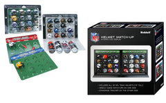 NFL Helmet Match-Up Display - Fanz of Sportz