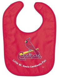 St. Louis Cardinals Baby Bib - All Pro Little Fan