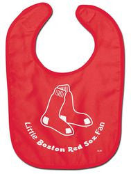 Boston Red Sox Baby Bib - All Pro Little Fan