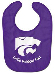 Kansas State Wildcats Baby Bib - All Pro Little Fan