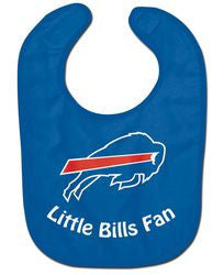 Buffalo Bills All Pro Little Fan Baby Bib - Fanz of Sportz