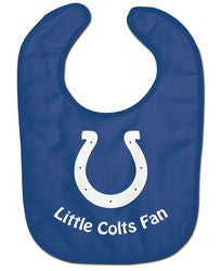 Indianapolis Colts All Pro Little Fan Baby Bib