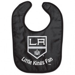 Los Angeles Kings All Pro Little Fan Baby Bib