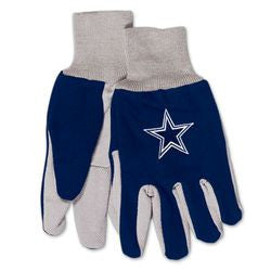 Dallas Cowboys Two Tone Adult Size Gloves - Fanz of Sportz