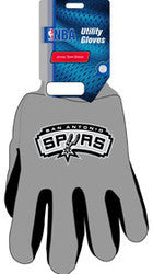 San Antonio Spurs Two Tone Gloves - Adult