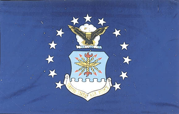Air Force 3'x5' Polyester Flag
