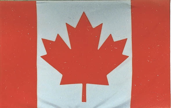 Canada 3'x5' Polyester Flag