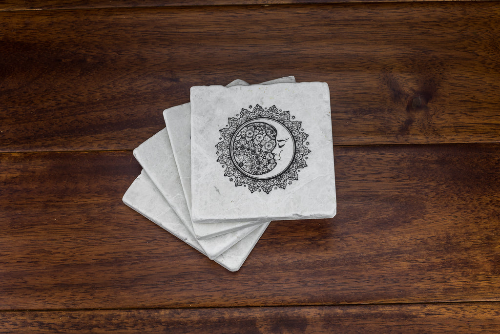 Boheme Coaster Set - YogaCoaster