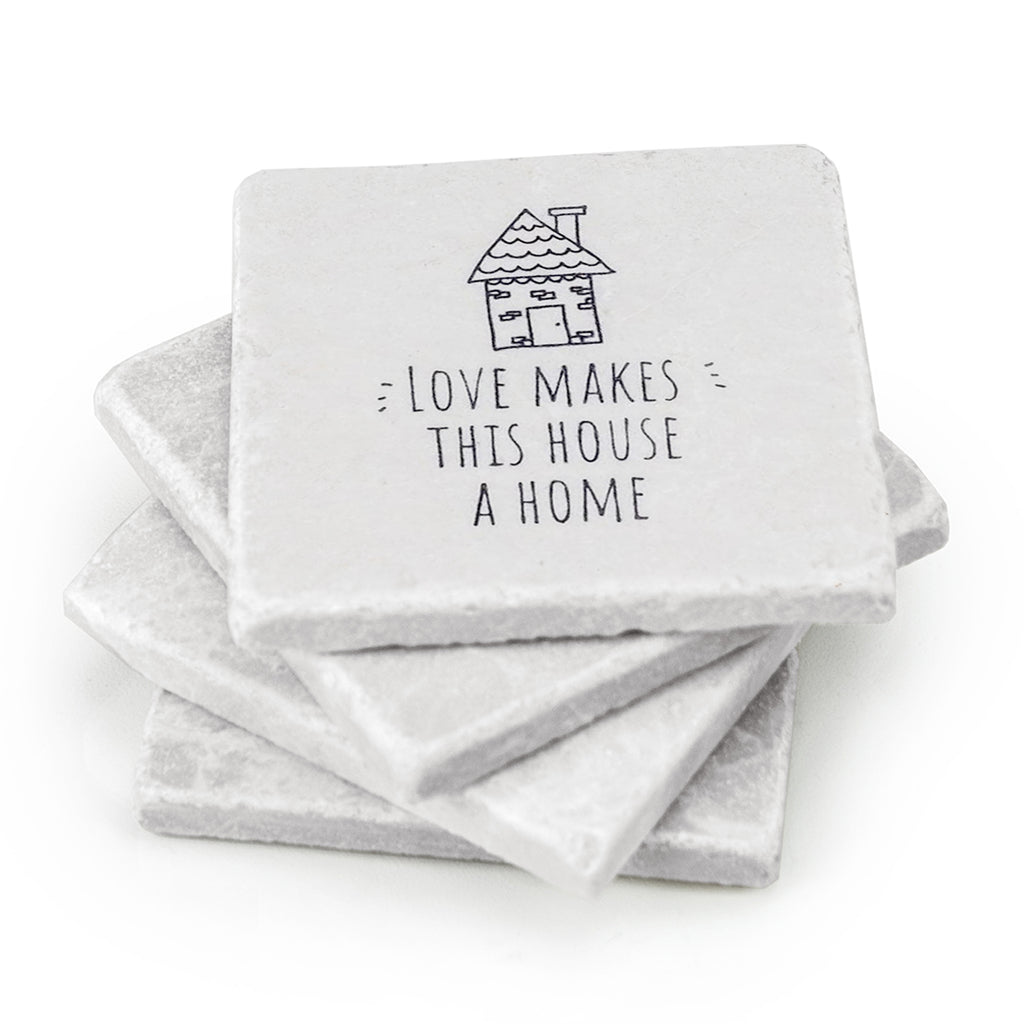Love Makes This House a Home - YogaCoaster