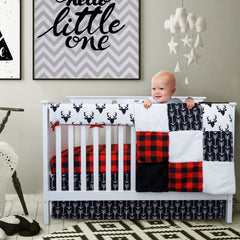 CRIB BEDDING COLLECTION
