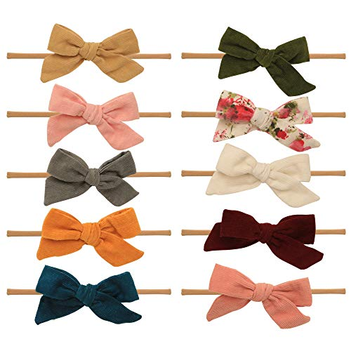 Baby Girl Headbands and bows