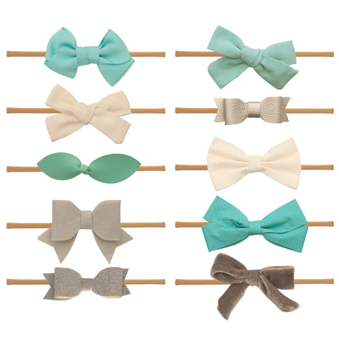 Baby Headbands - Tiana Collection