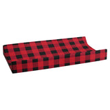 Changing Pad Cover - Buffalo Plaid