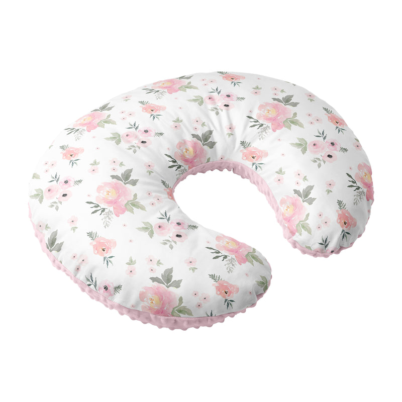 Nursing Pillow Cover - Floral