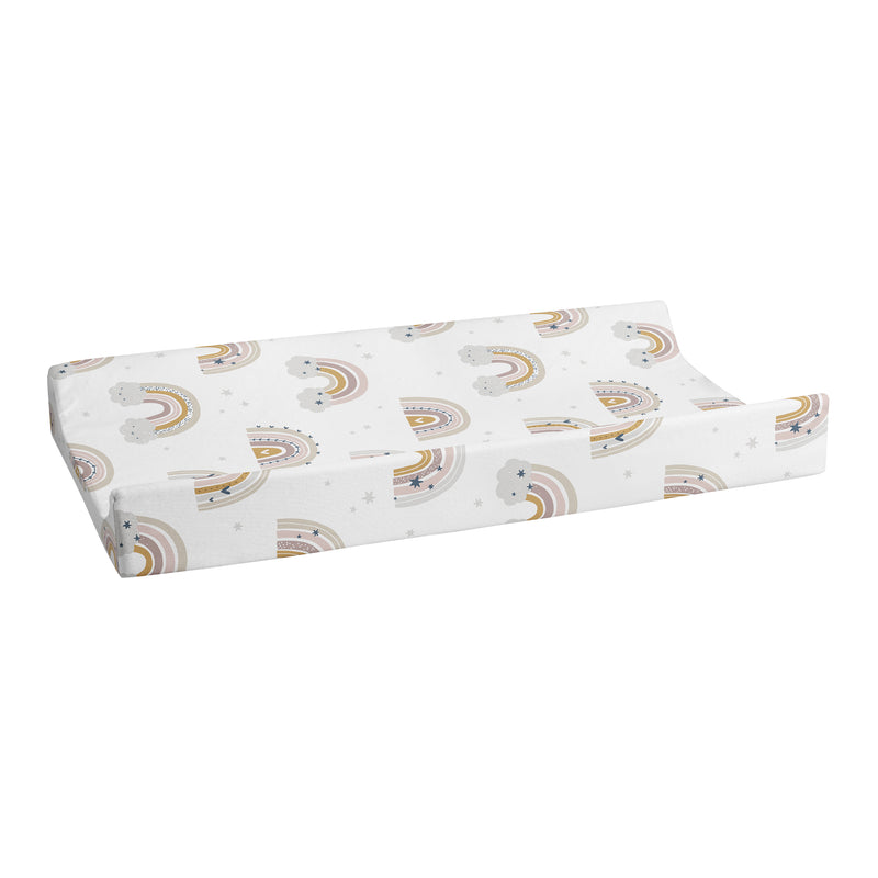 Changing Pad Cover Rainbows