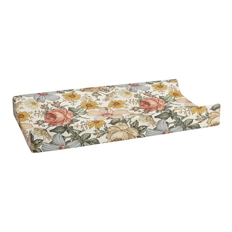 Changing Pad Cover Vintage floral