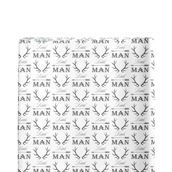 Changing Pad Cover - Little Man