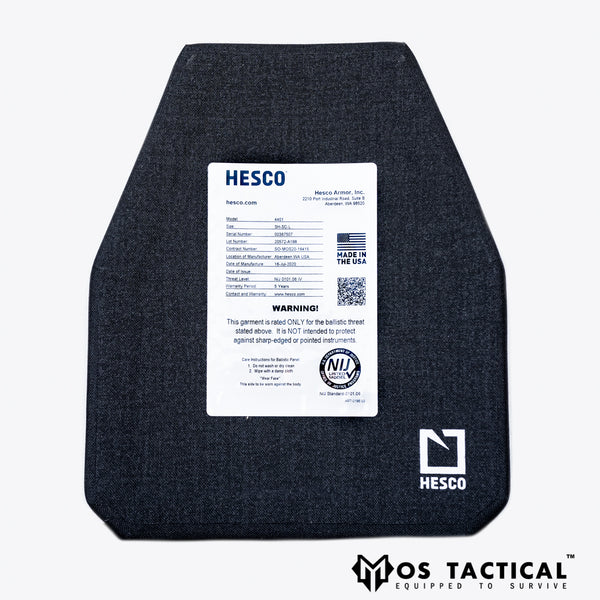 hesco plate armor carrier 4401 body