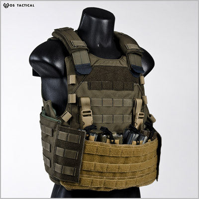 LE - 3/4 Lo Vis Chest Rig