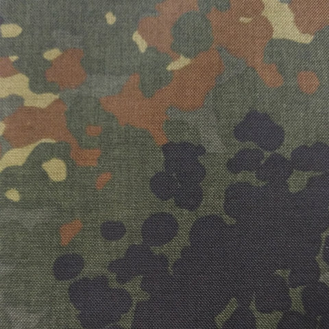 Flecktarn German Mil Spec 560D/1110D  - By the yard