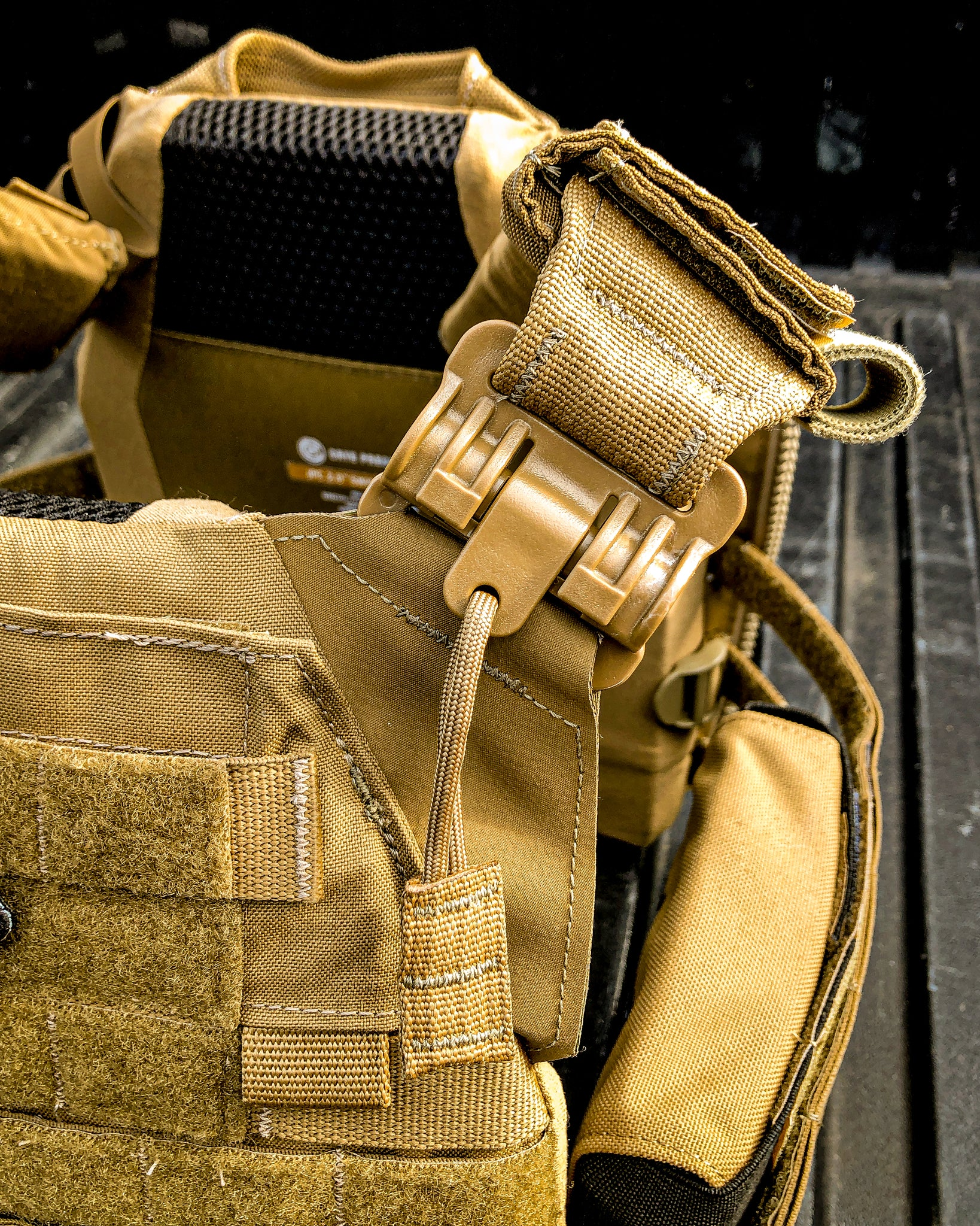 Crye Precision™ JPC™ First Spear® Tube™ Shoulder Strap Mod