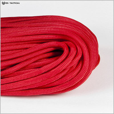 Paracord - Red 100 ft