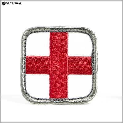 Medic Square Patch 2in