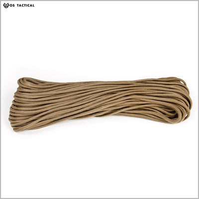 Paracord - Coyote Brown 100 ft