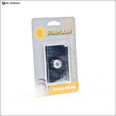 Starflash 174 Floating Signal Mirror Mos Tactical