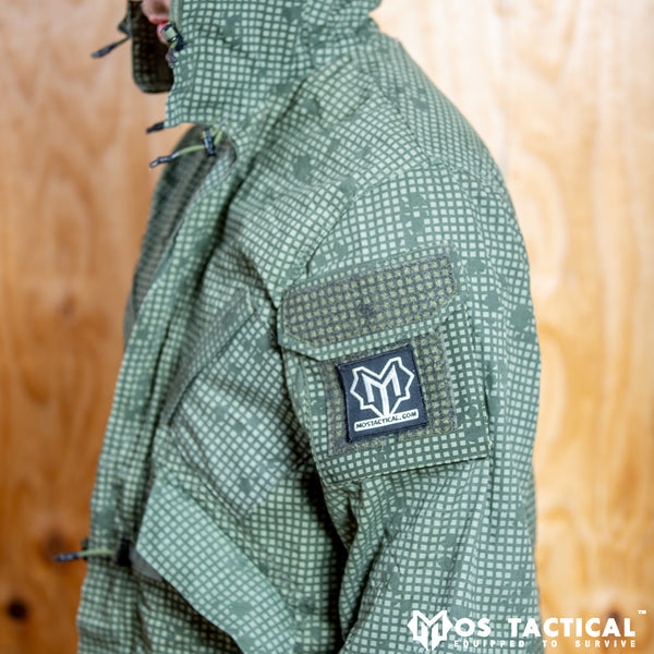Gen 3 Night Camo Parka