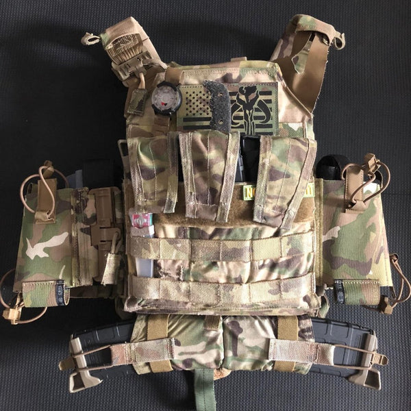 JPC First Spear Tubes MOD JPC MOD PLATE CARRIER