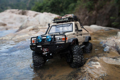 LC70 upgrade for Traxxas TRX-4