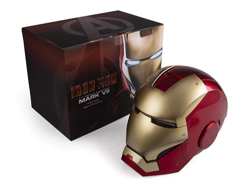 Killerbody 1:1 Iron Man MK7 Wearable Helmet Touch Control