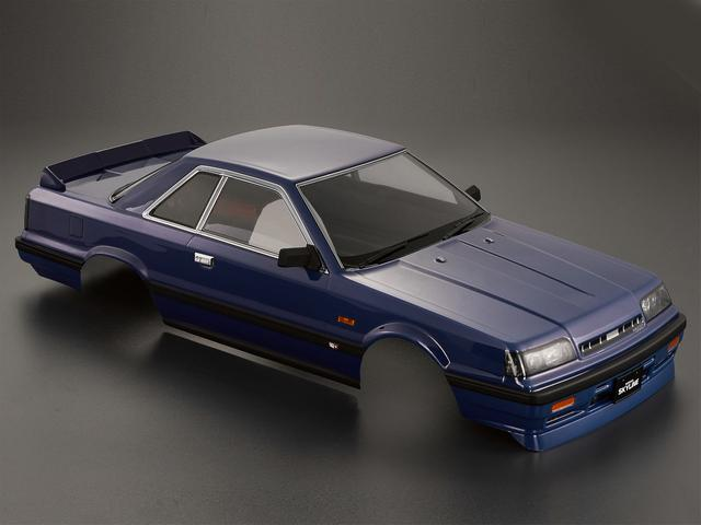 1/10 Nissan Skyline (R31)  Finished Body Blue
