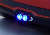 Exhaust Pipe (Can be installed with LED)