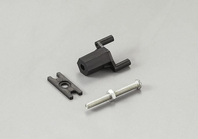Installation Parts for Spare Tire( 1/10 RC Truck)