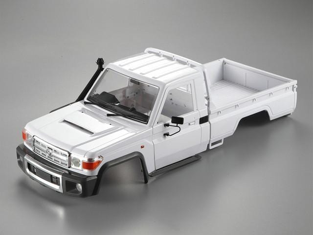 1/10 Toyota Land Cruiser 70 Hard Body Kit ( LC70)(Only 1 in stock!)