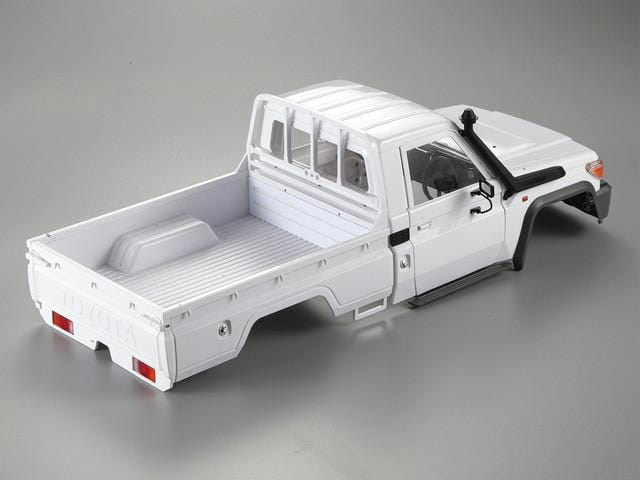 1/10 Toyota Land Cruiser 70 Hard Body Kit ( LC70)(Only 2 in stock)