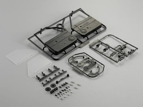 Movable Door & Lifter Window  1/10 Toyota Land Cruiser 70 Upgrade Sets