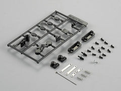 Movable Hood  1/10 Toyota Land Cruiser 70 Upgrade Sets