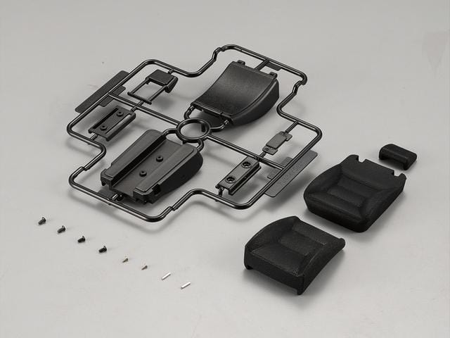 Silicone Rubber Seat Set  Fit for 1/10 RC Truck